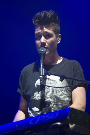 Bastille at Reading Festival 2013