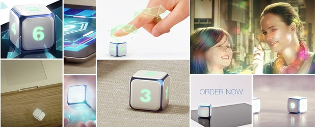 DICE+ developed by Game Technologies