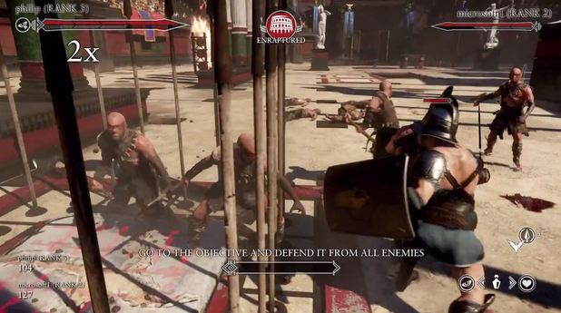 'Ryse: Son of Rome' gameplay trailer still