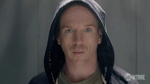 Damian Lewis in 'Homeland' season 3 teaser