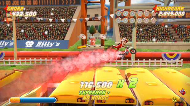 'Joe Danger' screenshot