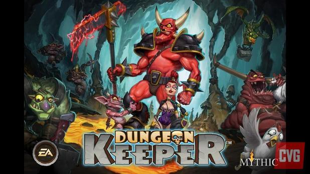 'Dungeon Keeper' mobile reboot