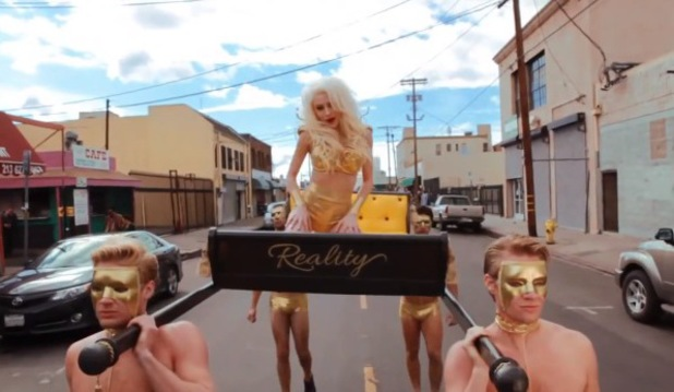 Courtney Stodden, Reality 2012