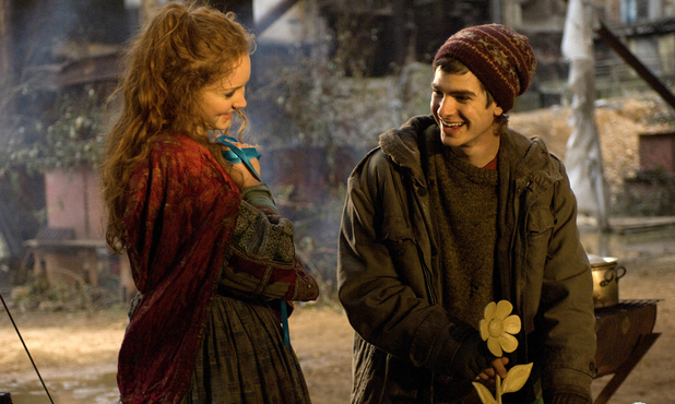Andrew Garfield in 'The Imaginarium of Doctor Parnassus' (2009)