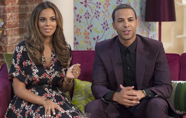 Rochelle and Marvin Humes host 'This Morning'