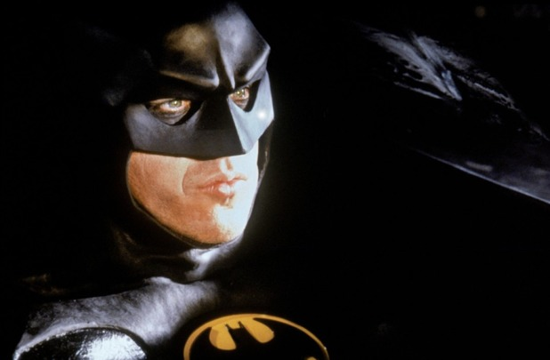 Michael Keaton as Batman in Batman (1989)
