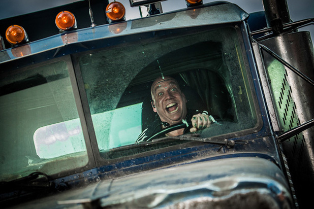 Amazing Spider-Man 2 Rhino Paul Giamatti