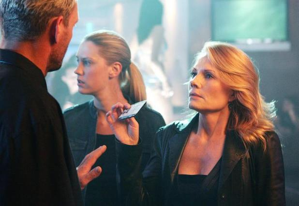 Marg Helgenberger in CSI