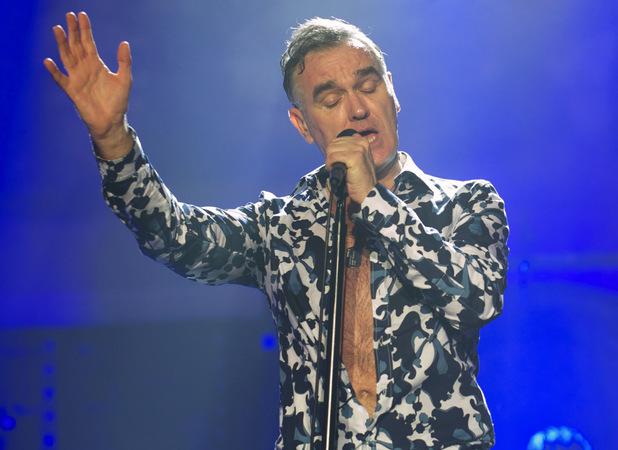 Morrissey 25: Live