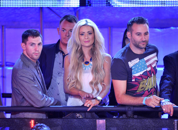 Nicola McLean and Dane Bowers