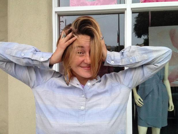 Shailene Woodley chops off her hair for charity