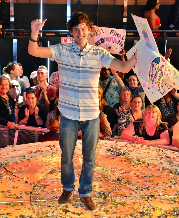 Big Brother 2013 Winner Sam