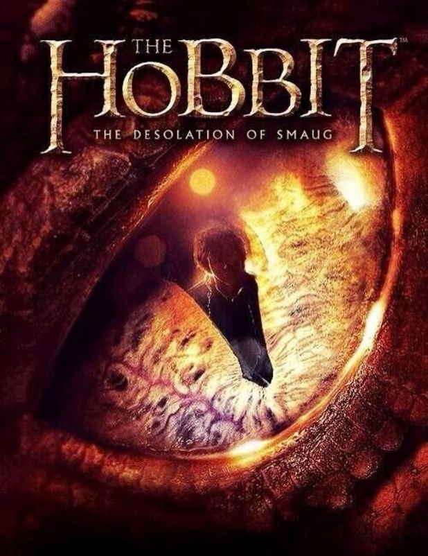 'The Hobbit: The Desolation of Smaug' poster