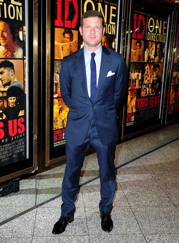 Dermot O'Leary at the This Is Us premiere