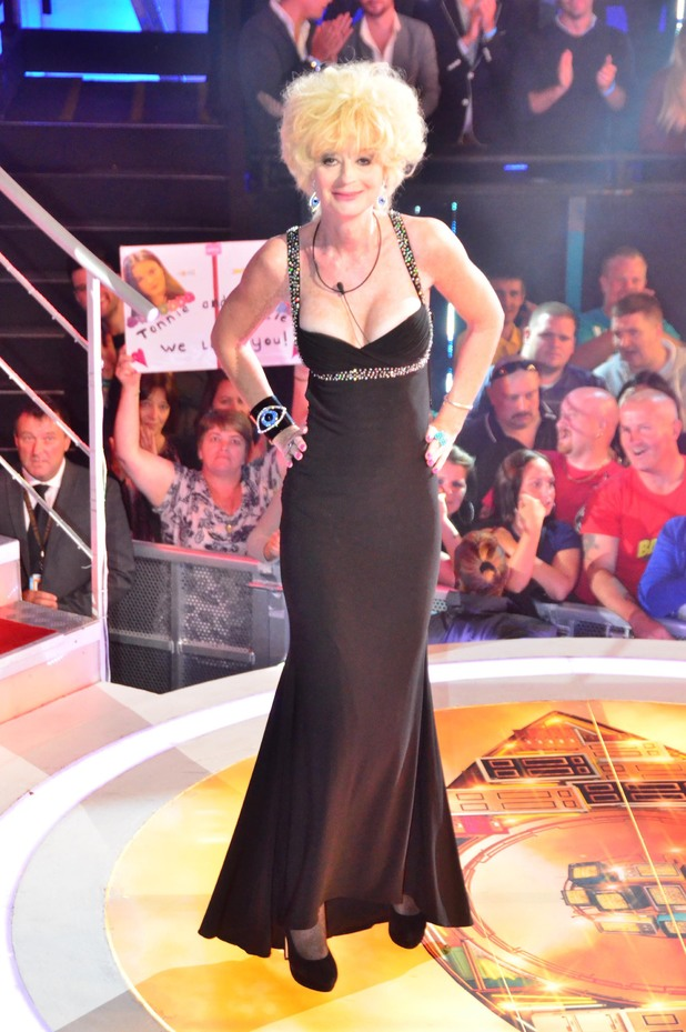 Celebrity Big Brother 2013 Launch Night