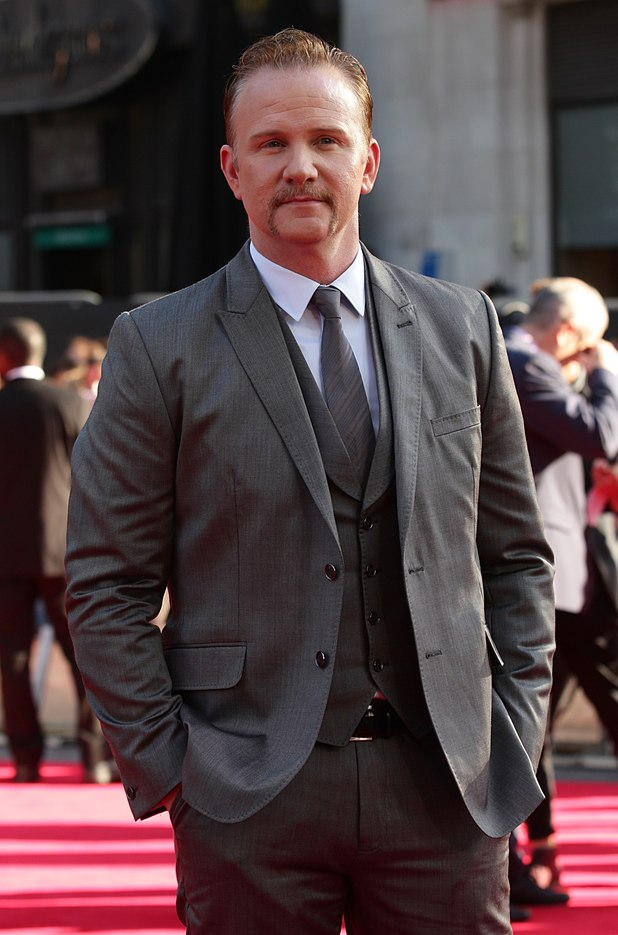 Morgan Spurlock at the This Is Us premiere