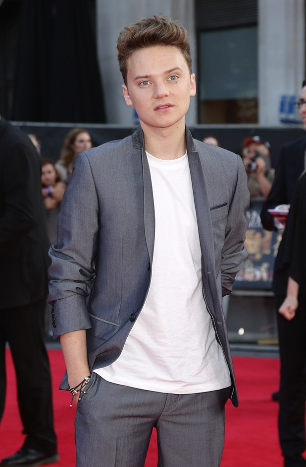 Conor Maynard at the This Is Us premiere
