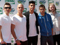 Celebrity pictures: Saturdays, The Wanted