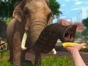 Digital Spy takes time out to feed some elephants on the Xbox One.