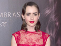 Mortal Instruments star says she doesn't take part in Hollywood party scene.