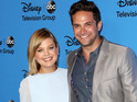 "Kirsten Storms says her marriage and pregnancy have been ""amazing""."