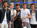 Simon Cowell says he won't exploit One Direction fans for X Factor USA ratings.