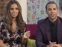 Star addresses claims by The Saturdays that he sent Rochelle to A&E with an eye injury.