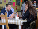 Lauren gets to know Jake a little better on EastEnders next week.