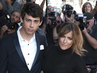 Xtra Factor Caroline Flack, Matt Richardson glad of no romance rumours
