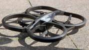 Digital Spy takes the Parrot AR.Drone 2.0 Power Edition out for a spin.