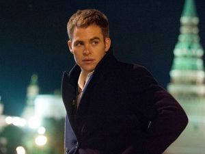 Chris Pine in 'Jack Ryan'
