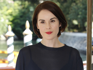 Michelle Dockery during the 70th edition of the Venice Film Festival in Venice,