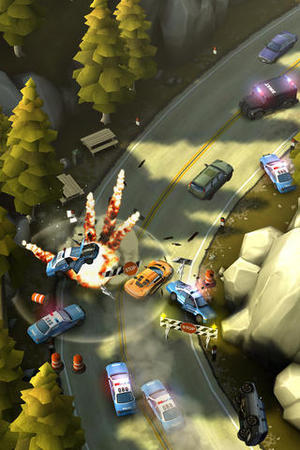 'Smash Bandits' screenshot