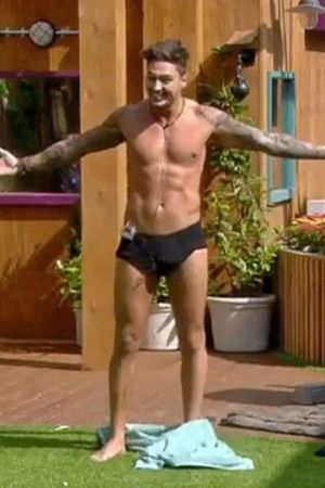 'Celebrity Big Brother', Elstree Studios, Hertfordshire, Britain - 25 Aug 2013 Mario Falcone