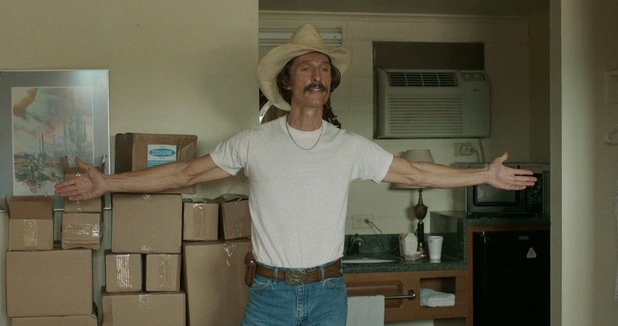 Matthew McConaughey in Dallas Buyers Club trailer