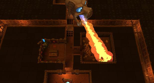 'Dungeon Keeper' screenshot