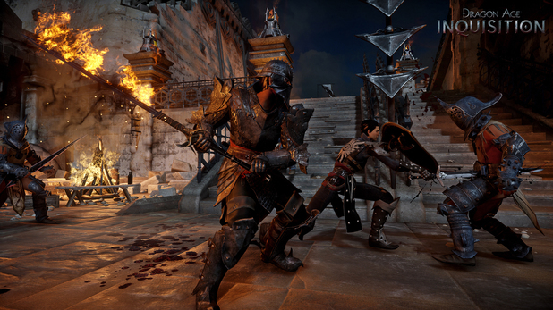 Dragon Age Inquisition screen shot