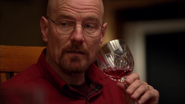 Walter White in 'Breaking Bad' season 4, episode 5 'Shotgun'