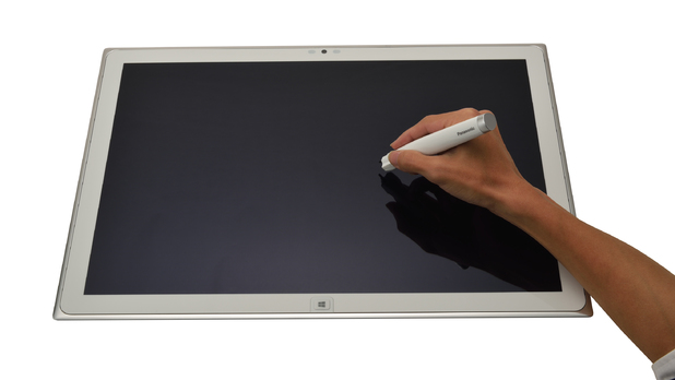 Panasonic 20-inch tablet