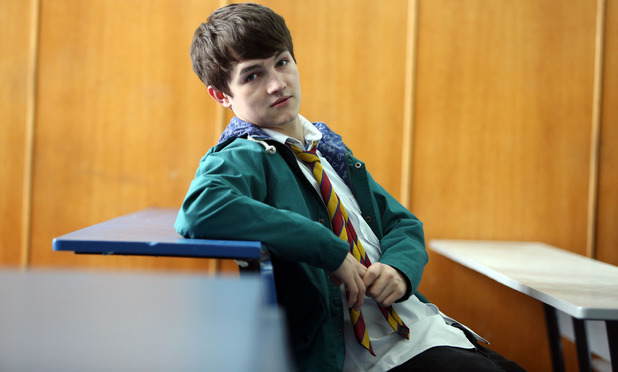Tommy Lawrence Knight as Kevin Chalk in Waterloo Road