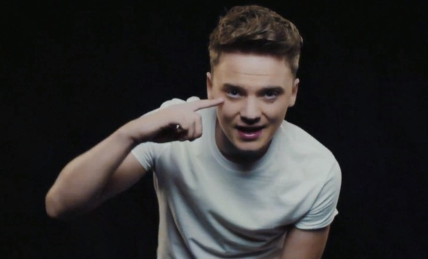 Conor Maynard 'R U Crazy' music video.