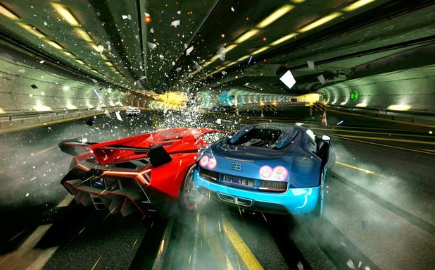 'Asphalt 8: Airborne' screenshot