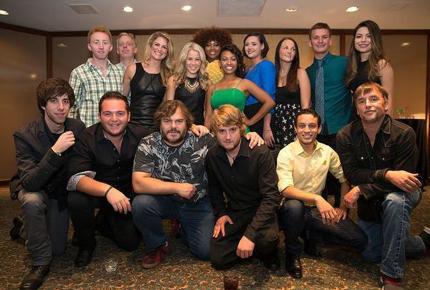 Jack Black and the cast of School Of Rock reunited after 10 years