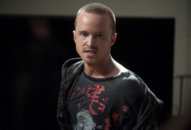 Breaking Bad S04E9: Jesse Pinkman (Aaron Paul)