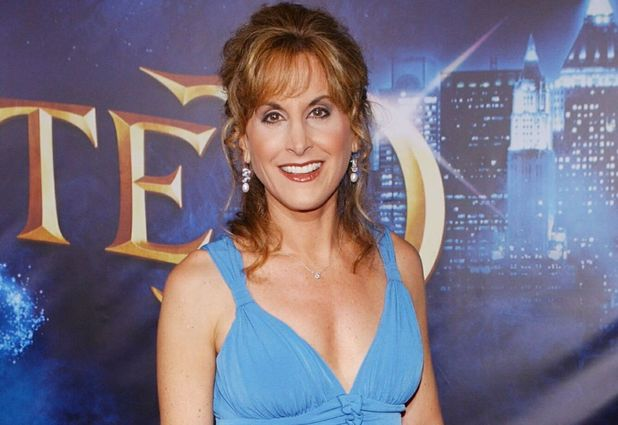 Jodi Benson at the premiere of 'Enchanted'
