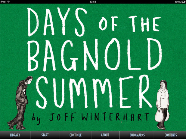 Joff Winterhart's 'Days of the Bagnold Summer'