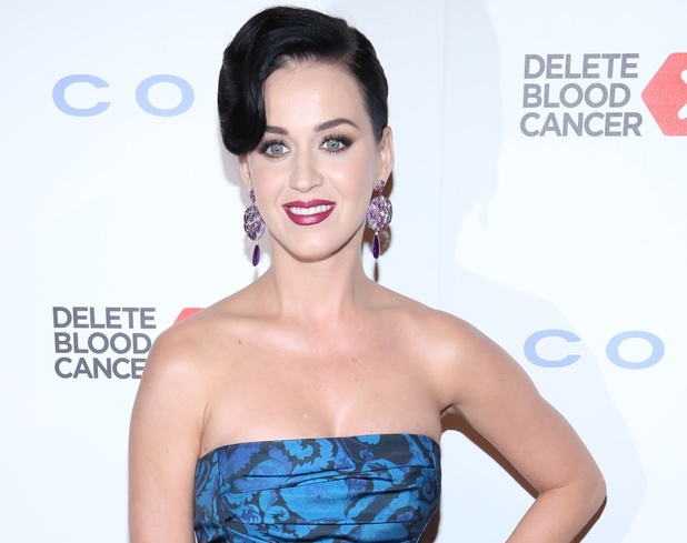 Katy Perry at the Delete Blood Cancer Gala 2013