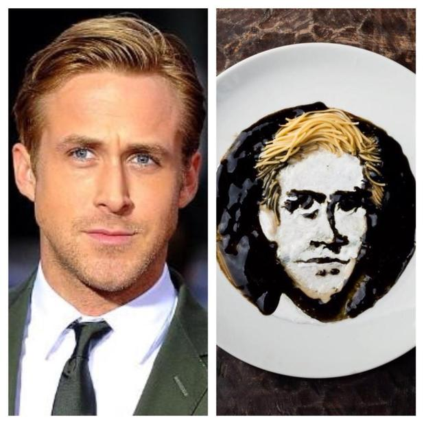 Ryan Gosling as Ramen Gosling