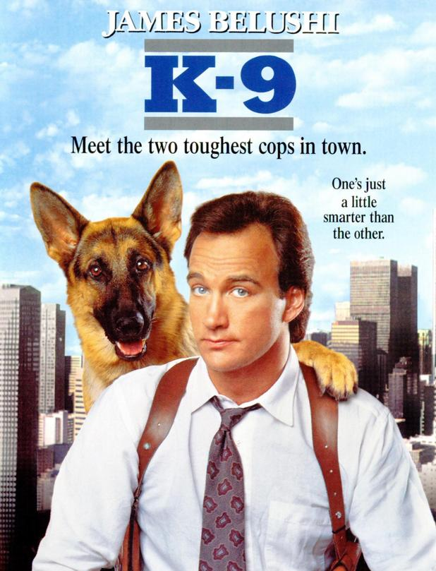 'K-9' poster