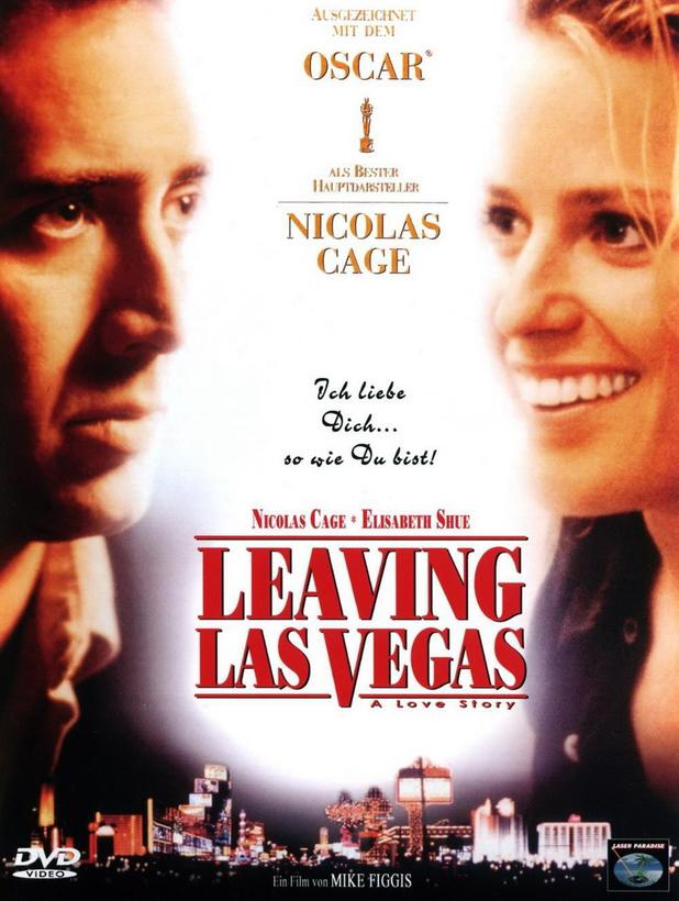 'Leaving Las Vegas' poster